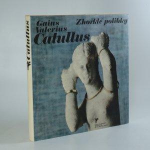 náhled knihy - Catullus - Zhořklé polibky