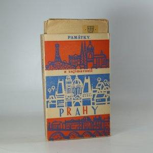 náhled knihy - Památky a zajímavosti Prahy