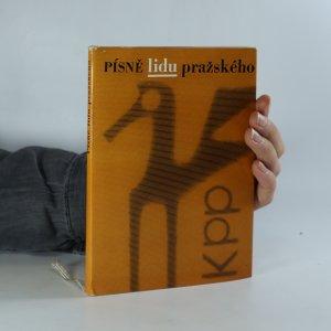 náhled knihy - Písně lidu pražského
