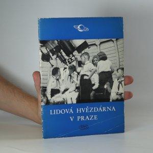 náhled knihy - Lidová hvězdárna v Praze