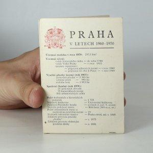 náhled knihy - Praha v letech 1960 - 1970