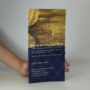 náhled knihy - Sláva barokní Čechie