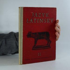 náhled knihy - Jazyk latinský - učební text pro 11. ročník všeobecně vzdělávacích škol