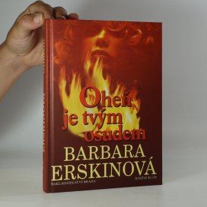 náhled knihy - Oheň je tvým osudem