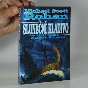 náhled knihy - Sluneční kladivo. Třetí kniha Zimních letopisů