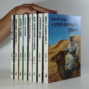 náhled knihy - V Říši stříbrného lva, 1. - 8. kniha. (8 svazků, komplet)
