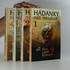 náhled knihy - Hádanky naší minulosti. 1. - 4. díl (4 svazky)