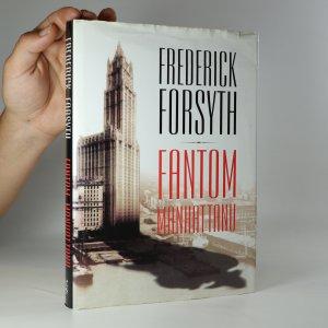náhled knihy - Fantom Manhattanu