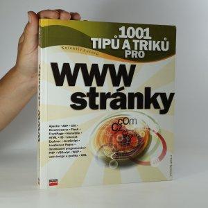 náhled knihy - 1001 tipů a triků pro WWW stránky