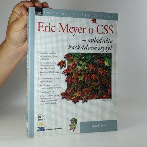 náhled knihy - Eric Meyer o CSS - ovládněte kaskádové styly!