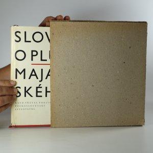 náhled knihy - Slovo o pluku Majakovského