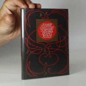 náhled knihy - Krvavý rubín