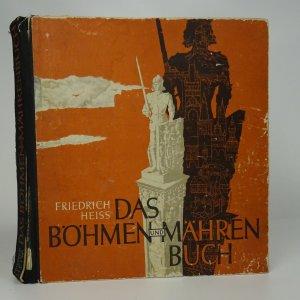 náhled knihy - Das Böhmen und Mähren-Buch. Volkskampf und Reichsraum.