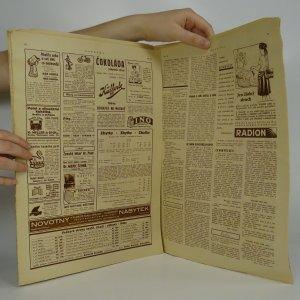 antikvární kniha Rozkvět. Číslo 39. Ročník XXII., neuveden