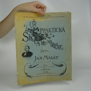 náhled knihy - Praktická škola hry na housle 5. sešit