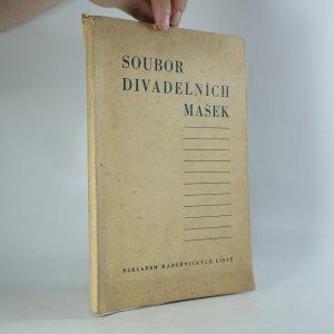 náhled knihy - Soubor divadelních masek