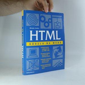 náhled knihy - HTML kouzla na Webu