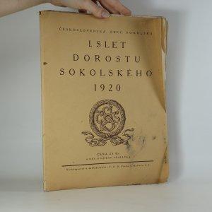 náhled knihy - První slet dorostu sokolského