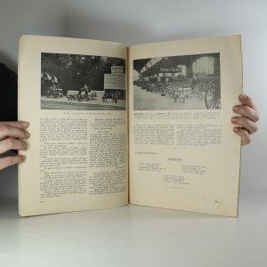 antikvární kniha Rozkvět. Číslo 11. a 12. Ročník II. (Hospodářská výstava Holešovice), 1909
