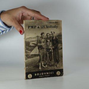 náhled knihy - PMP a tři hvězdy (je cítit zatuchilnou)