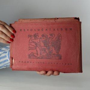 náhled knihy - Revoluční album. Praha 1618 / 1848 / 1918 (nekompletní)