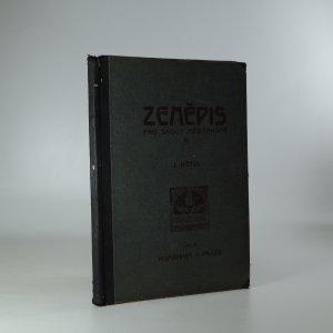 náhled knihy - Zeměpis pro školy měšťanské III (Je cítit zatuchlinou)
