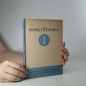 náhled knihy - Nová čítanka. I. díl. (Je cítit zatuchlinou)