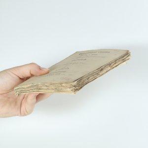 antikvární kniha Přírodopisní čítanka pro školu i dům. 2. díl. O ptácích. (je cítit zatuchlinou), 1852