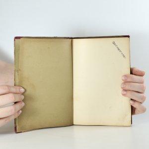 antikvární kniha Dovětek k mojí závěti pro lidi zdravé a nemocné, 1898