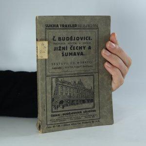 náhled knihy - Č. Budějovice - průvodce městem a okolím. Jižní Čechy a Šumava (je cítit zatuchlinou)