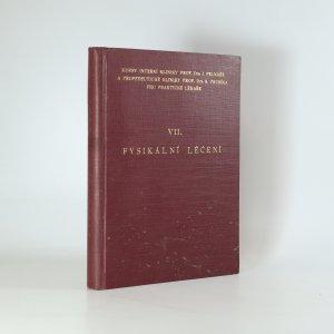 náhled knihy - Fysikální léčení (je cítit zatuchlinou)