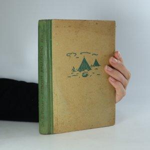 náhled knihy - Radosti junáckého roku - Prvý stupeň  (je cítit zatuchlinou)