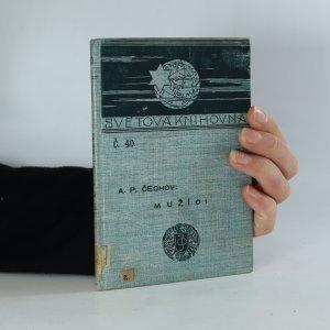 náhled knihy - Mužíci (je cítit zatuchlinou)