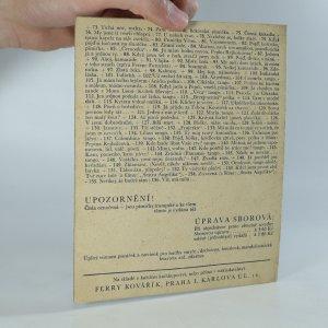 antikvární kniha Táboráku plápolej. Trampský waltz, neuveden