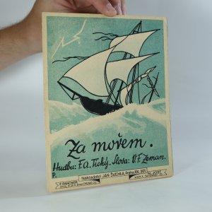náhled knihy - Za mořem