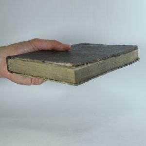 antikvární kniha Machsor , 1852