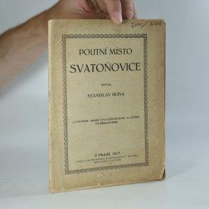 náhled knihy - Poutní místo Svatoňovice
