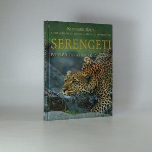 náhled knihy - Serengeti. Pohled do africké divočiny