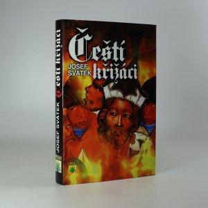 náhled knihy - Čeští křižáci