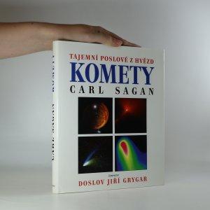 náhled knihy - Komety. Tajemní poslové z hvězd