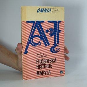 náhled knihy - Filosofská historie ; Maryla