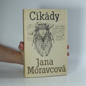 náhled knihy - Cikády