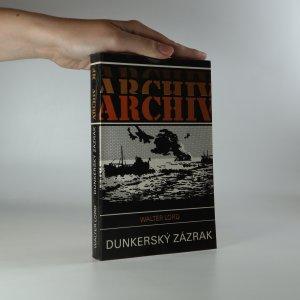 náhled knihy - Dunkerský zázrak