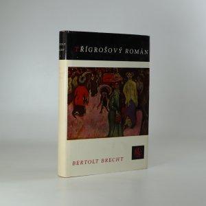 náhled knihy - Třígrošový román