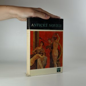 náhled knihy - Antické novely