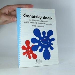 náhled knihy - Čtenářský deník pro žáky základních škol a nižších ročníků víceletých gymnázií