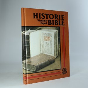 náhled knihy - Historie bible