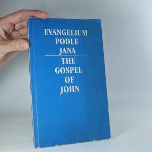 náhled knihy - Evangelium podle Jana. The Gospel of John