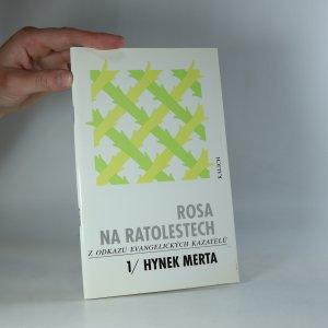 náhled knihy - Rosa na ratolestech