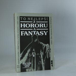 náhled knihy - To nejlepší z hororu a fantasy